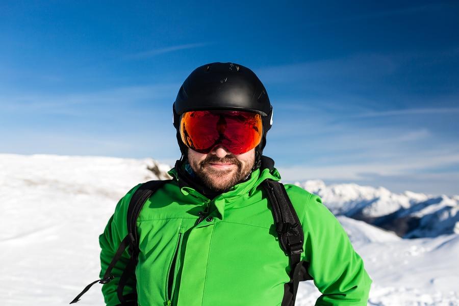 Praktisches Gadget für Skifahrer