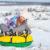 Luftschlitten - Luftreifen zum rodeln Foto: LGreen/Bigstock