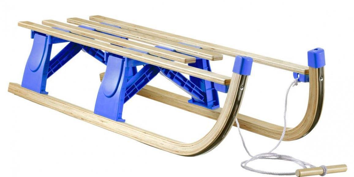 Klappschlitten – Zusammenklappbare Schlitten als praktische Alternative